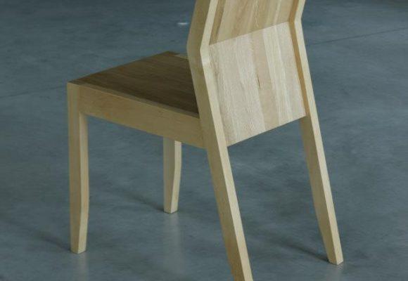 dizajn, projekt, sklejka, krzesło,