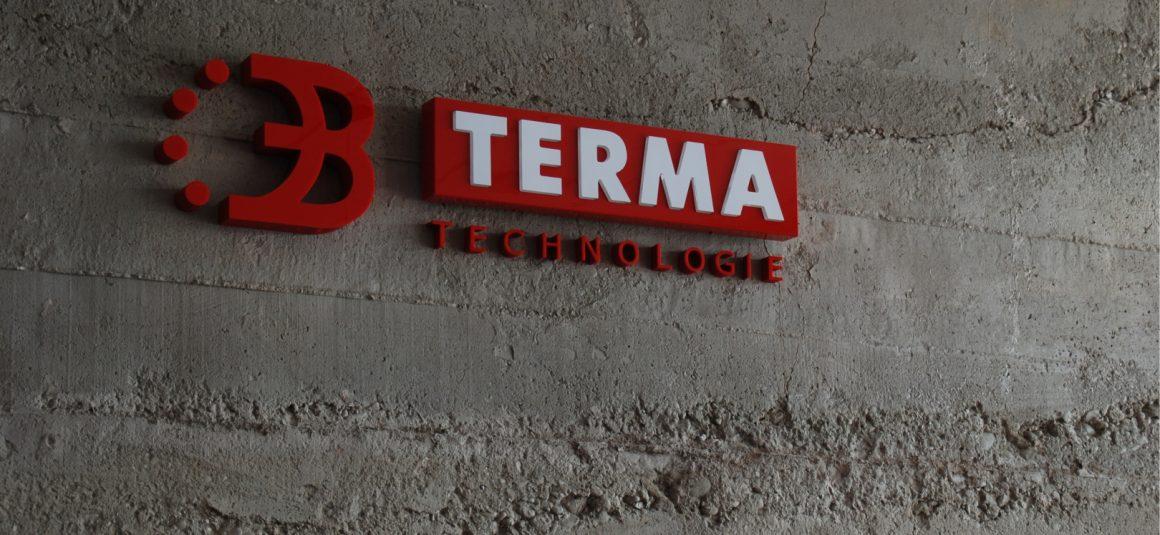 Terma technologie projekt biur