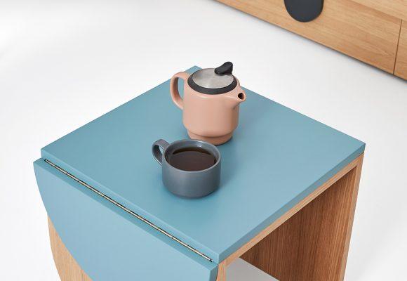 Rozkładany stolik kawowy
