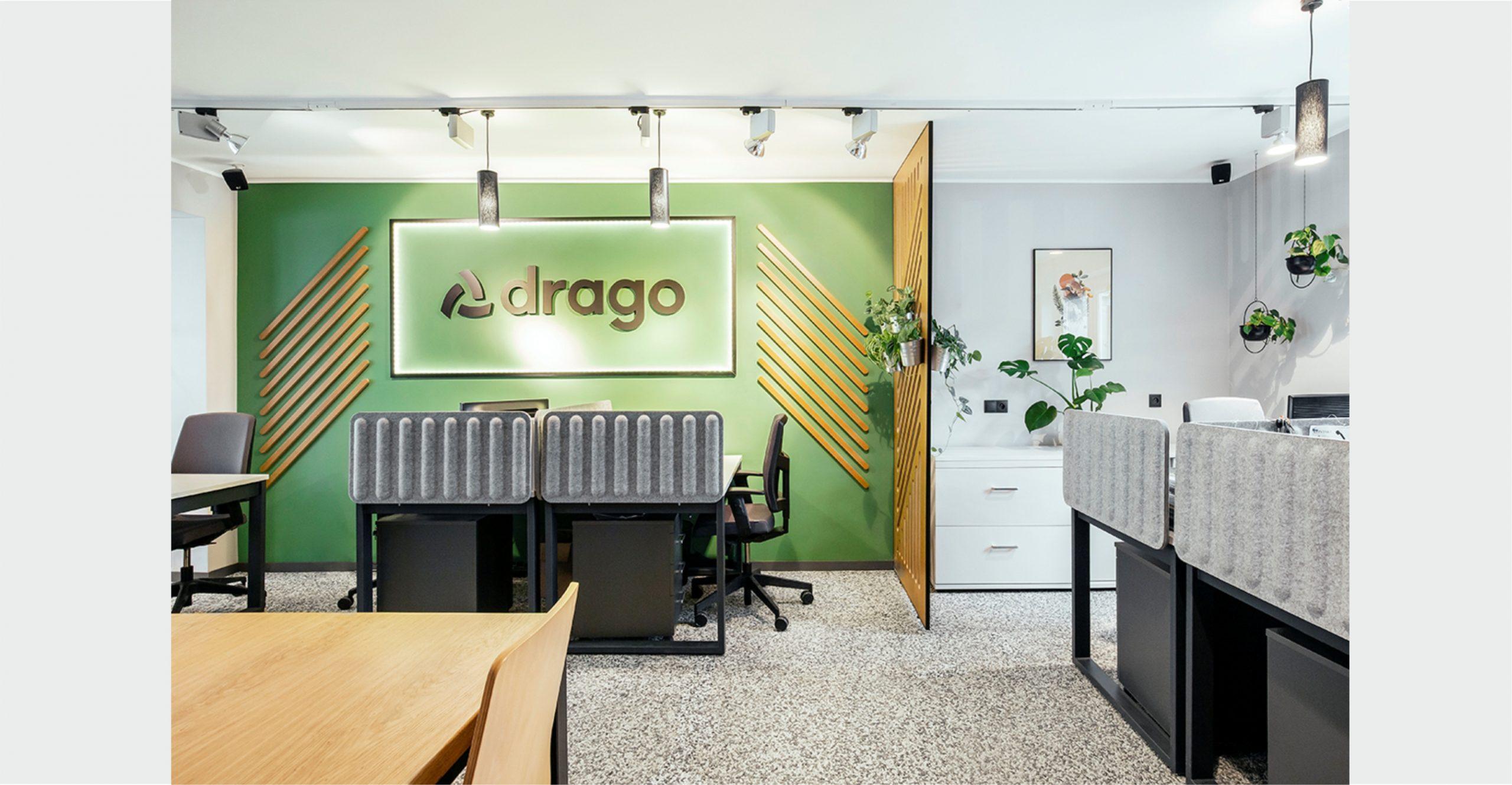 Biura firmy Drago