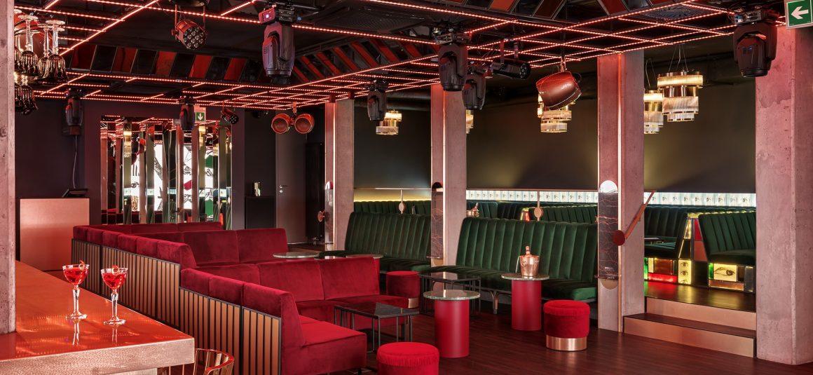 wnętrze klubu, klub, życie nocne,