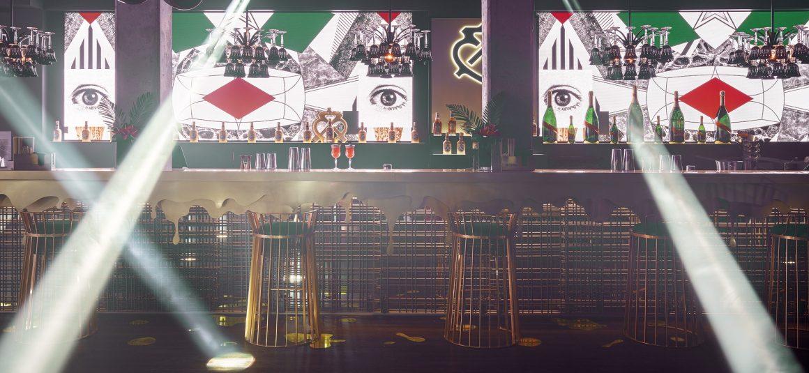 wnętrze klubu, klub, życie nocne, klub
