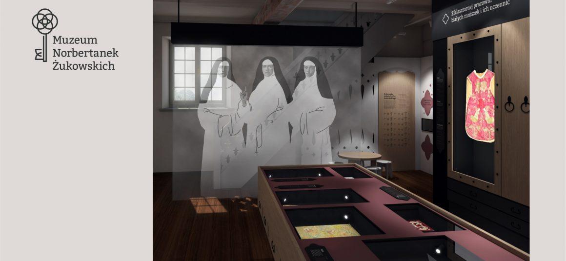 Norbertanki, muzeum, projekt, projekcja