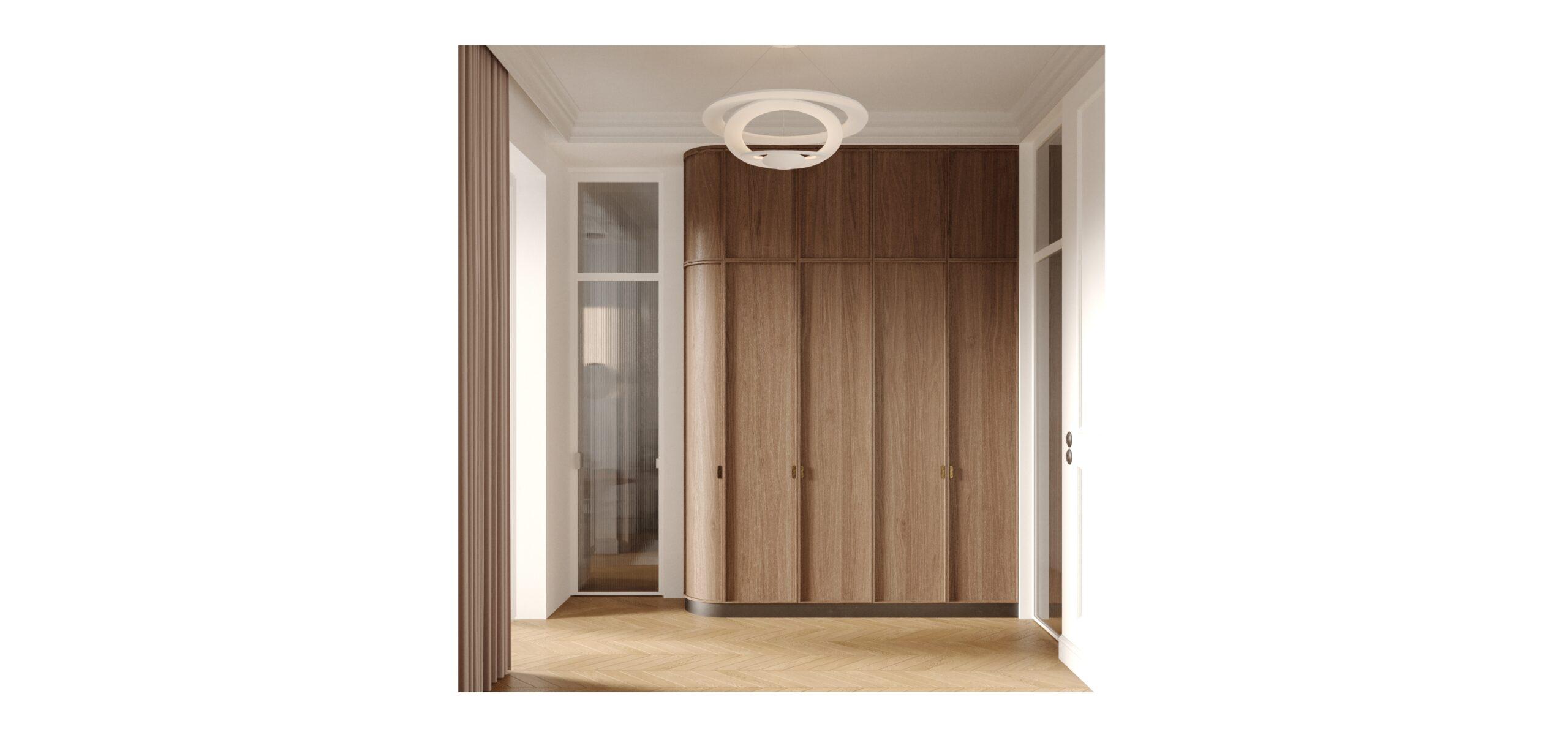 Apartament pokazowy – Kamienica Wiedeńska